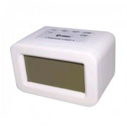 Reloj despertador de Silicona Blanco