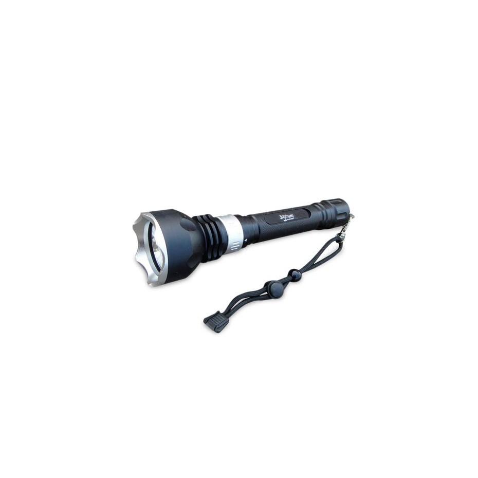 Linterna de Buceo LED 10W 800 lm Recargable sumergible ...