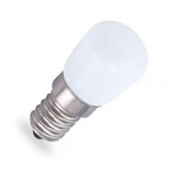 Bombilla pebetera de LED E14 2W 160 lm 6000K