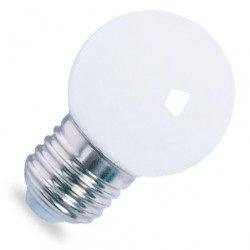 Bombillas de Cristal LED 5W E27 400lm 360º cálida