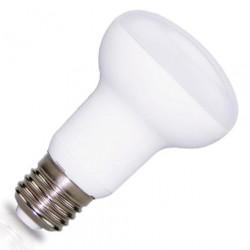 Bombillas Reflectoras R63 LED 6W E27 cálida 3000K
