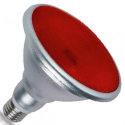 Bombillas PAR38 LED Rojas...