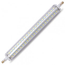 Lámpara LED lineal R7s 189 mm 15W 1400 lm Cálida 3000K
