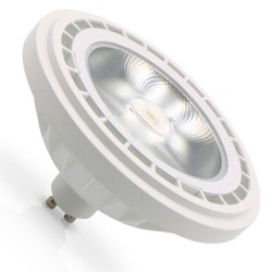Bombillas LED COB AR111 GU10 13W 900 Lm 3000K cálida