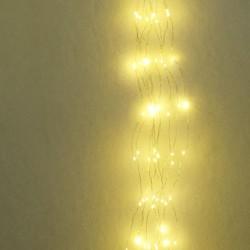Nebulosa LED 3000K 12 tiras...