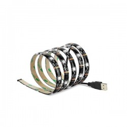 Tira de LED USB 1M para TV...