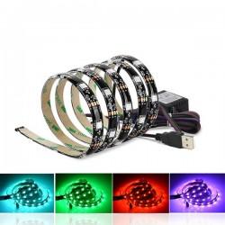 Tira de LED USB 2x0,5M para...