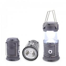 Linterna Camping LED compacta 1W+1.5W