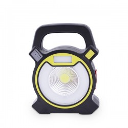 Linterna LED multiusos con...