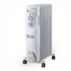 Radiador de aceite 11 elementos 2000W