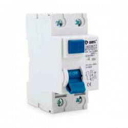 Interruptor diferencial 2P...