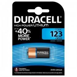 Caja 10 Pila litio Duracell...