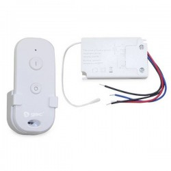 Controlador RF RGB y mando...