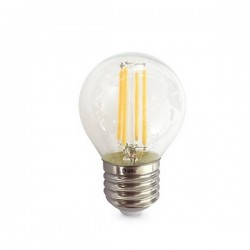 Bombilla Esférica LED 4W...
