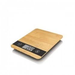 Báscula de cocina de Bambu...