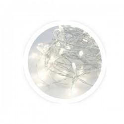 Guirnalda transparente LED...