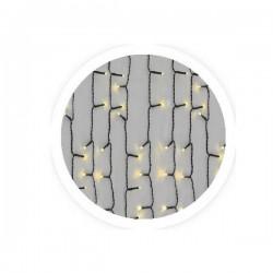 Cortina de LEDs luminosa...