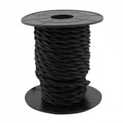Cable textil trenzado de 10...
