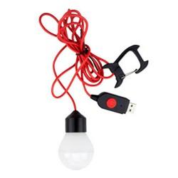 Luz LED USB colgante con...