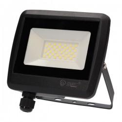Proyector LED de 30W 6500K...