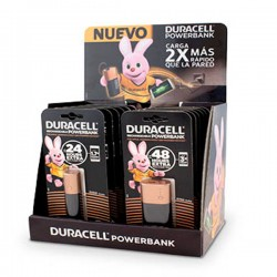 Pack power bank Duracell...
