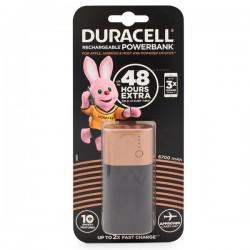 Power bank Duracell 6700mAh