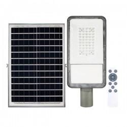 Farola solar LED 30W 4000K...
