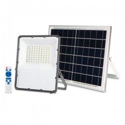 Proyector solar LED 30W...