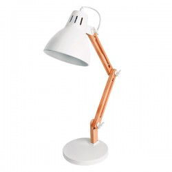 Lámpara Flexo de sobremesa...