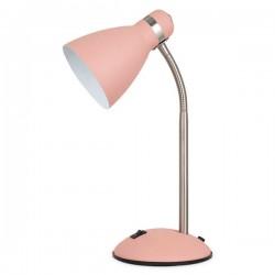 Lámpara Flexo Nuba E27 Rosa