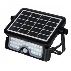 Proyector LED solar con...