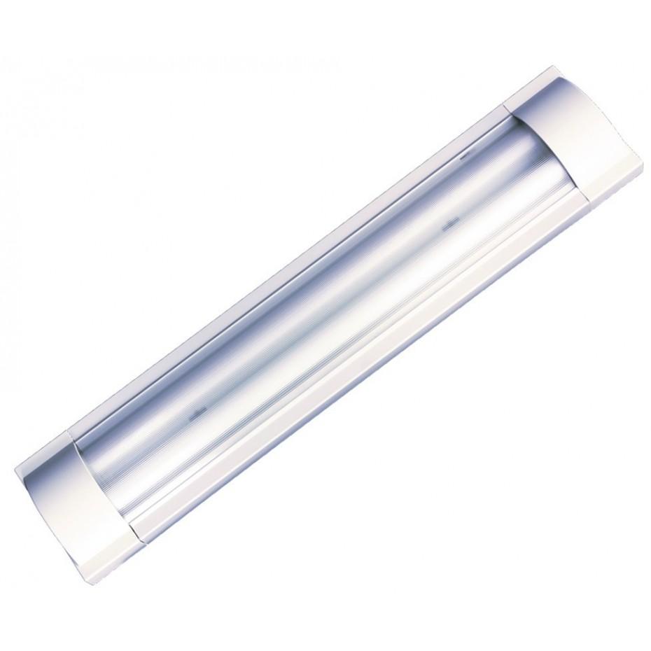 Regleta electrónica 2x36 W 1246 mm T8 - 2 fluorescentes