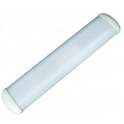 Regleta electrónica 2x18 W 700 mm T8 - 2 fluorescentes