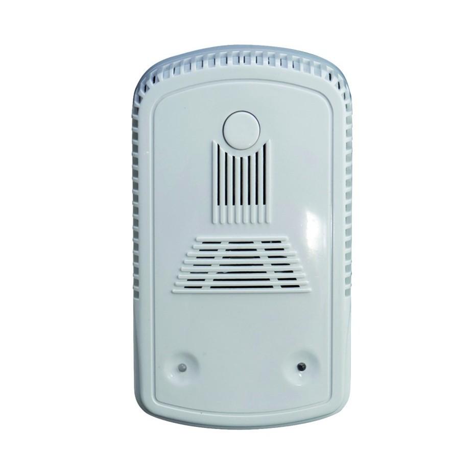 Detector de gas con alarma
