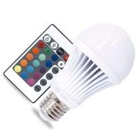 Bombilla LED RGB Multicolor