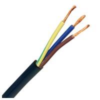 Cables Manguera Negra